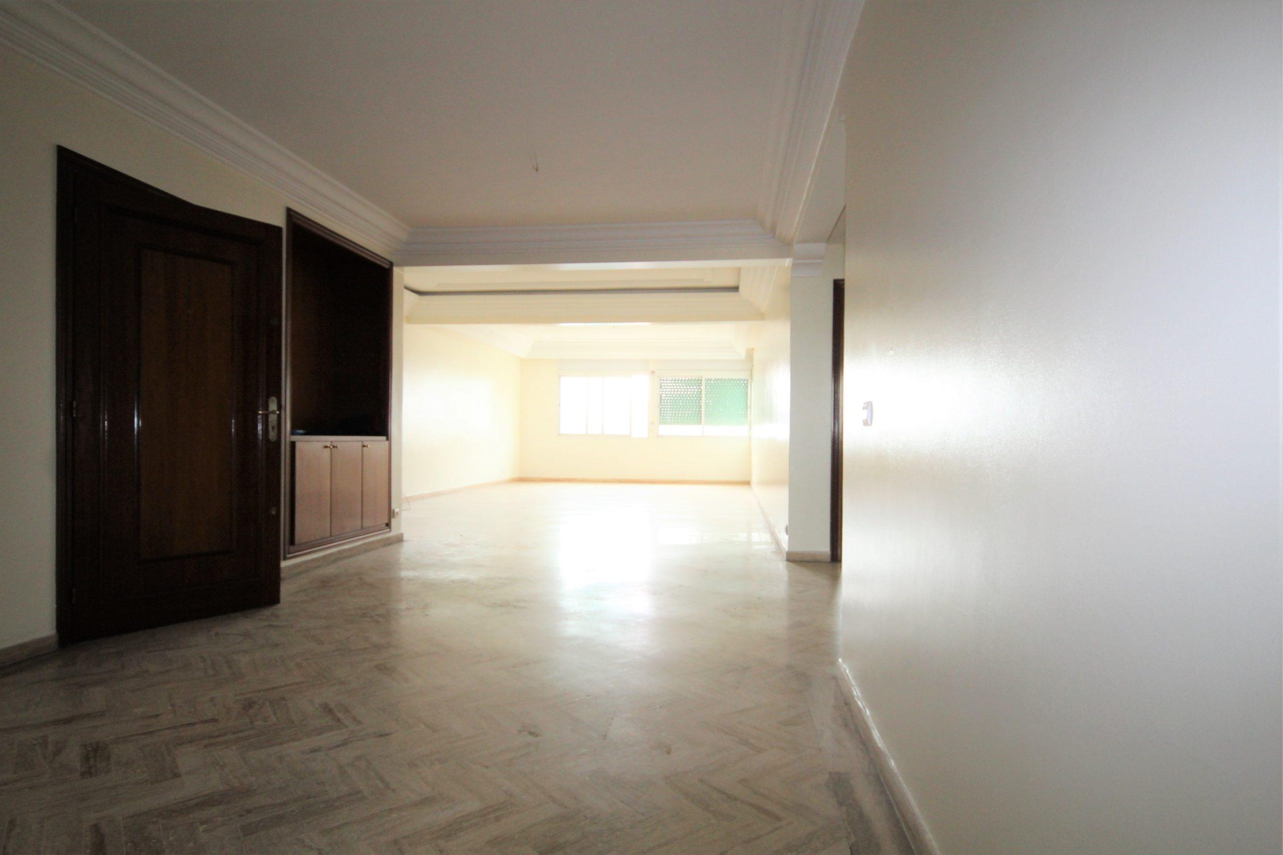 Casablanca, Palmier centre appartement de 231 m² avec garage de 50 m² bon prix