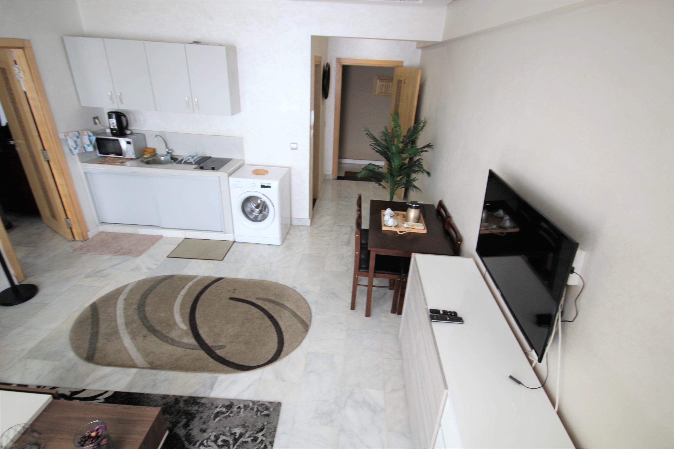Maroc, Casablanca, MAARIF centre loue studio neuf meublé