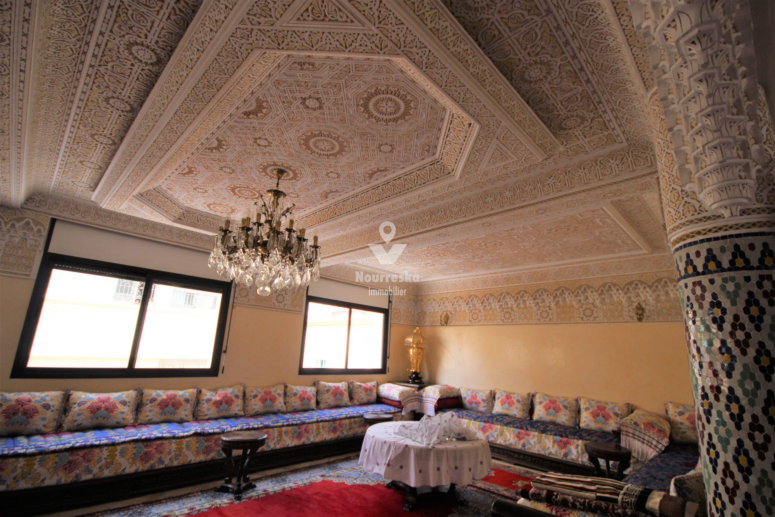 Maroc, Casablanca Sud, Florida, vend immeuble commercial de 740 m²