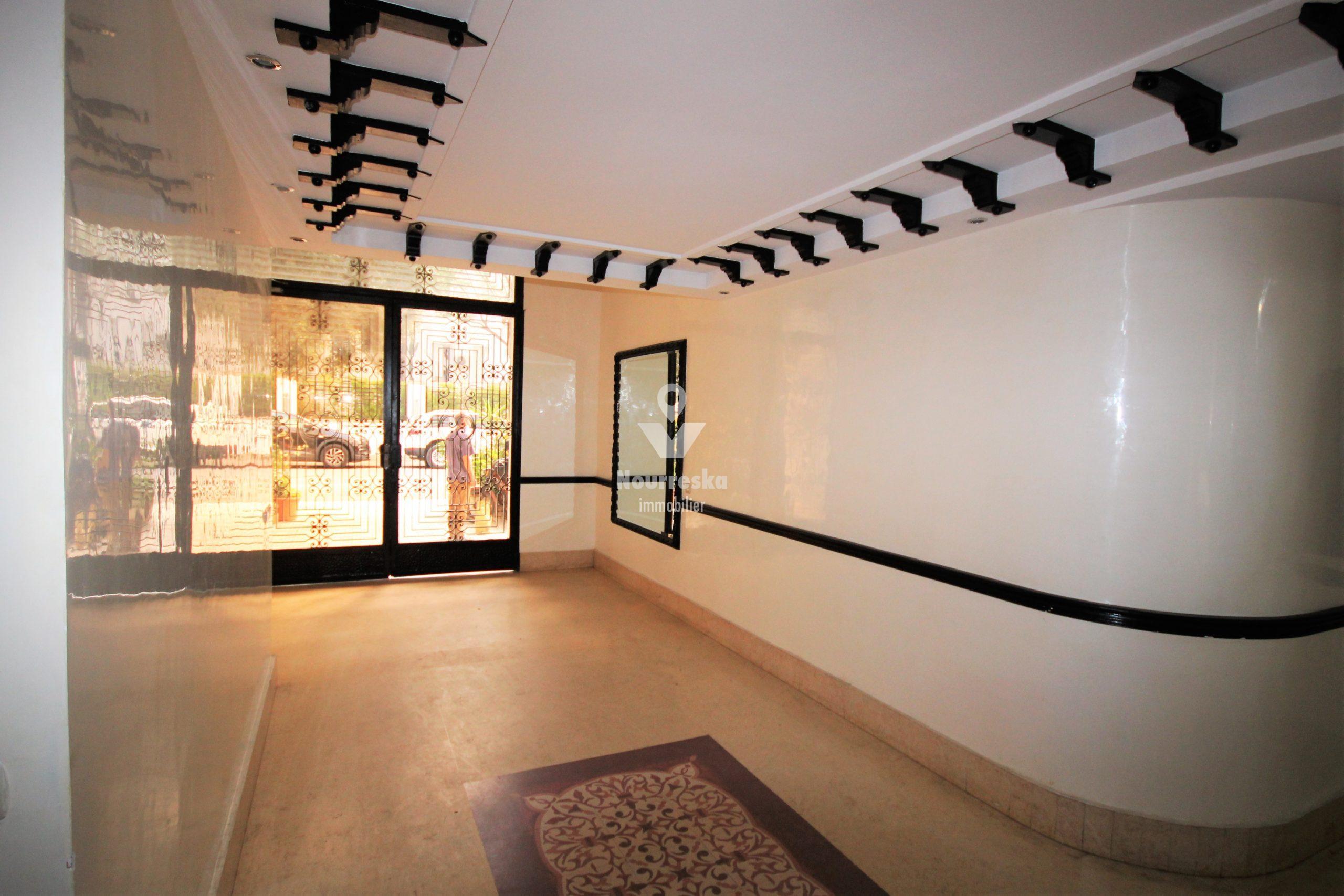 Maroc, Casablanca, Gauthier lumineux vaste appartement 3 ch + terrasse à saisir