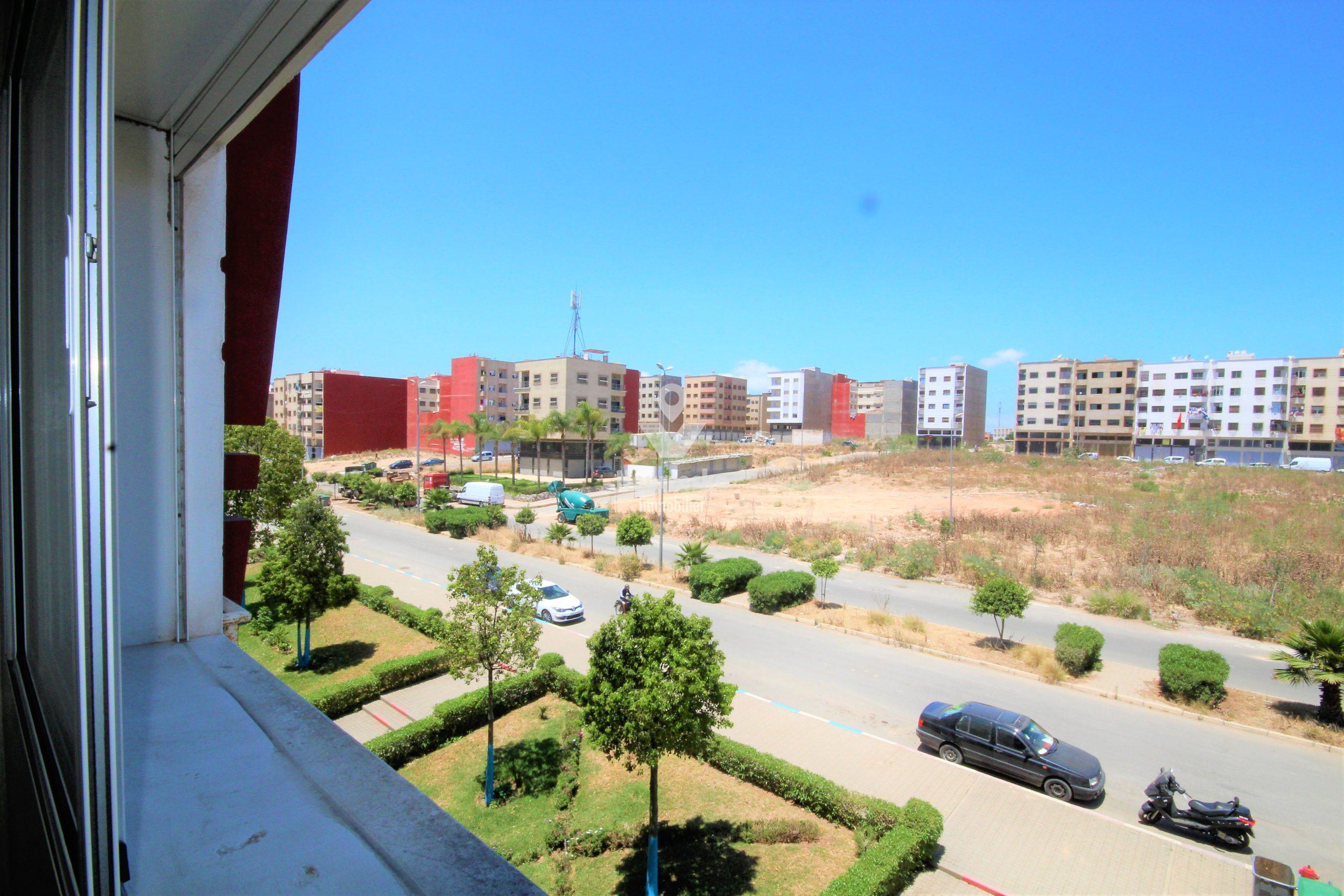 Casablanca HAY MOULAY RACHID vend appartement à petit prix 60m² exposition sud
