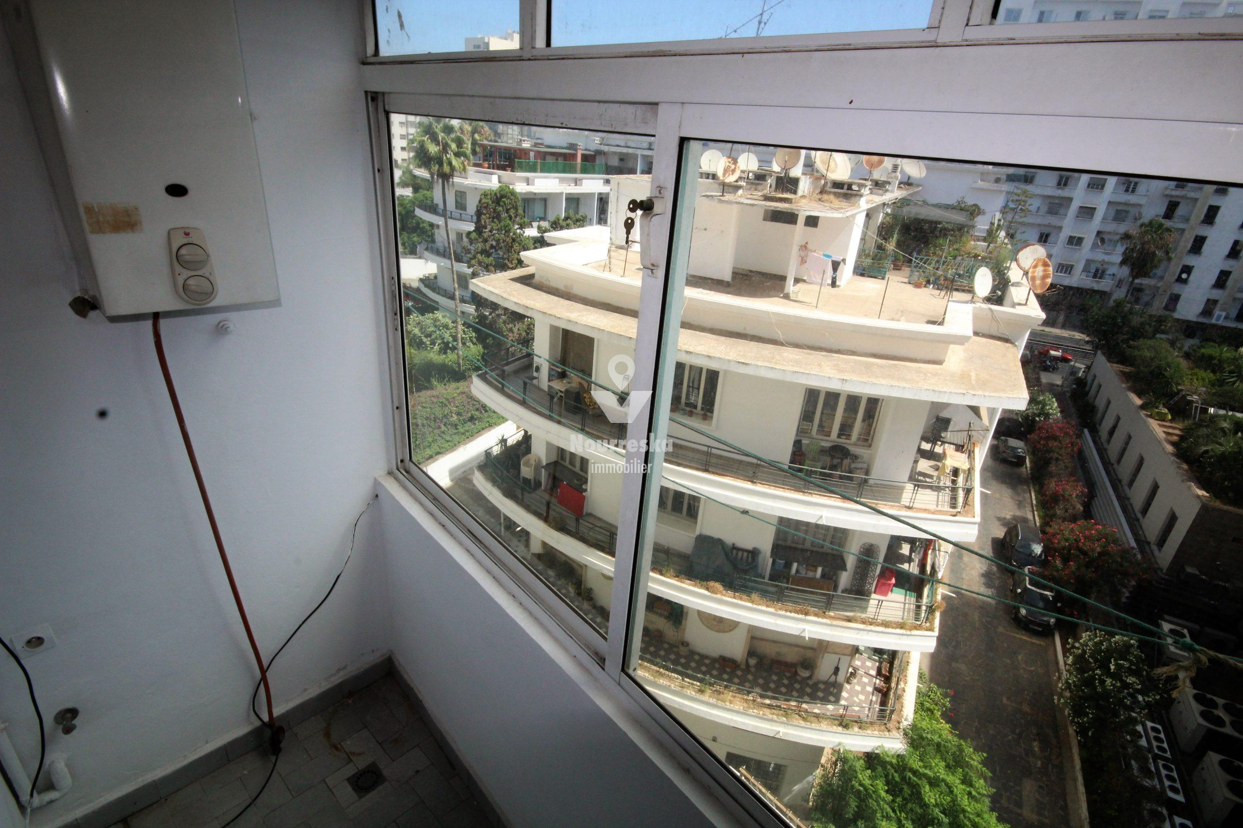 Casablanca, Palmier centre, loue appartement moderne de 150 m² à bon prix